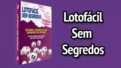 Photo of Ebook Lotofácil Sem Segredos Funciona?